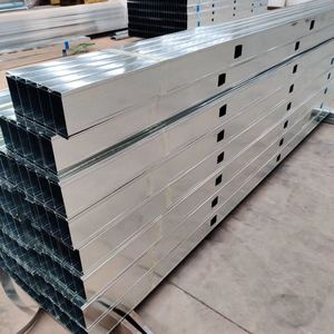 China Galvanized Steel Drywall Stud and Track, Steel Frame, Metal Frame