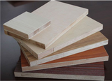 E1 Grade Melamined Block Board for High Grade Furniture Produce